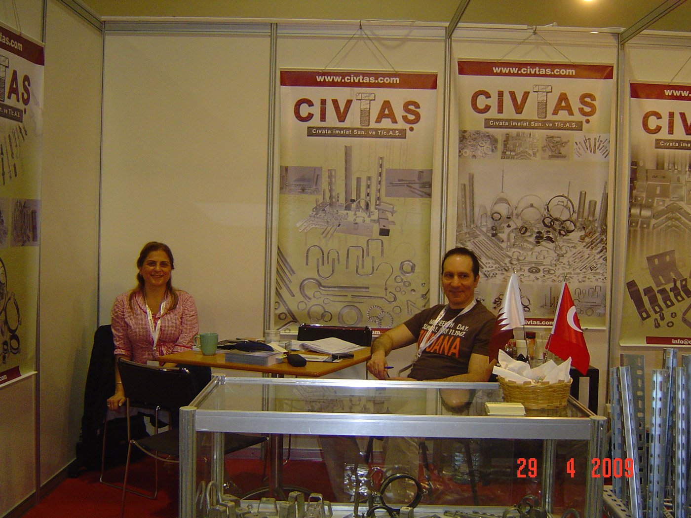 QATAR Project 2009
