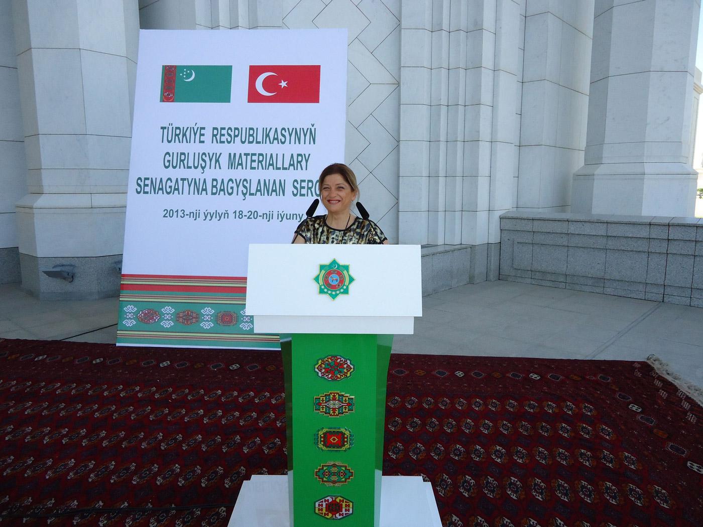 Türkmenistan 2012-2016 fuar resimleri fairs pictures