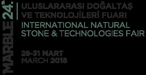 24th Uluslararası Doğaltaş ve Teknolojileri Fuarı